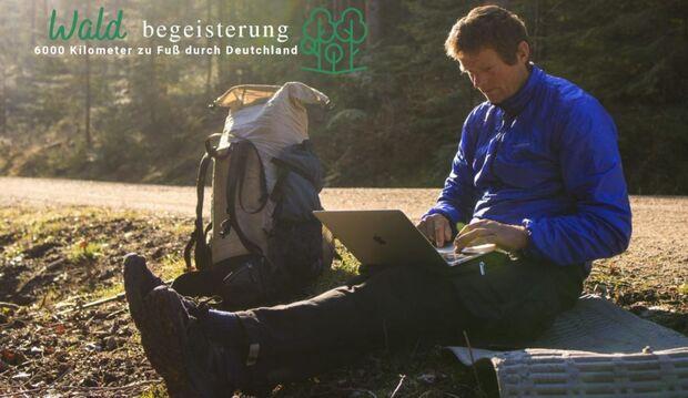 Podcast Waldbegeisterung - mit Gerald Klamer