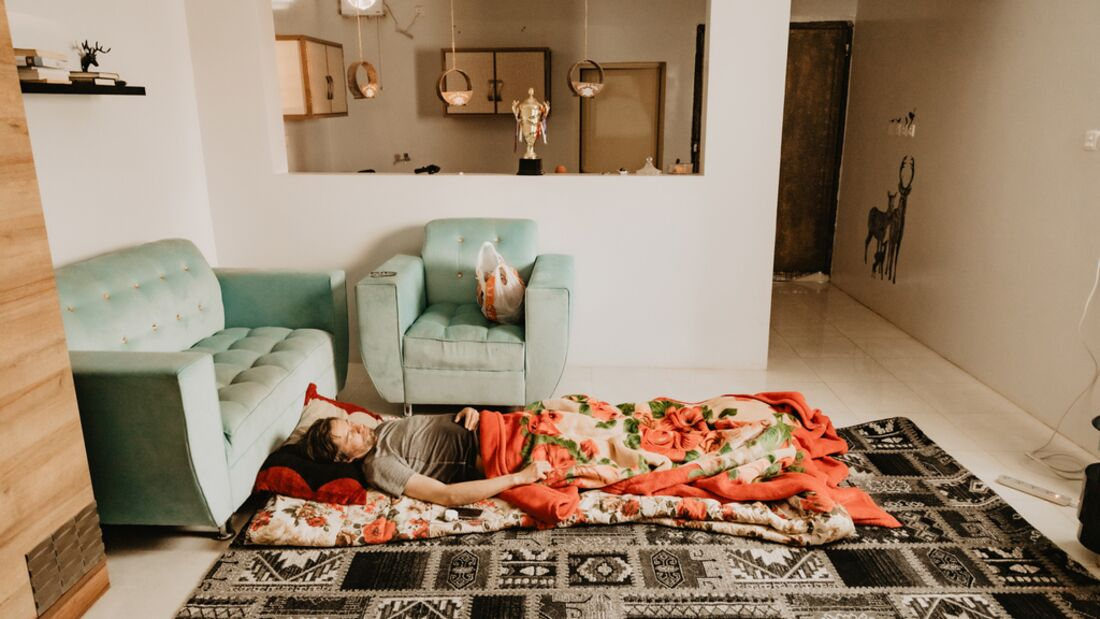 Podcastfolge 40: Couchsurfing in Saudi Arabien, Gespräch mit Bestseller Auto Stephan Orth