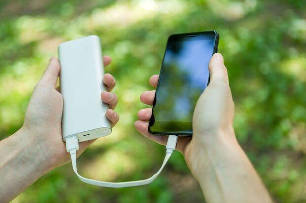 Powerbank fürs Smartphone