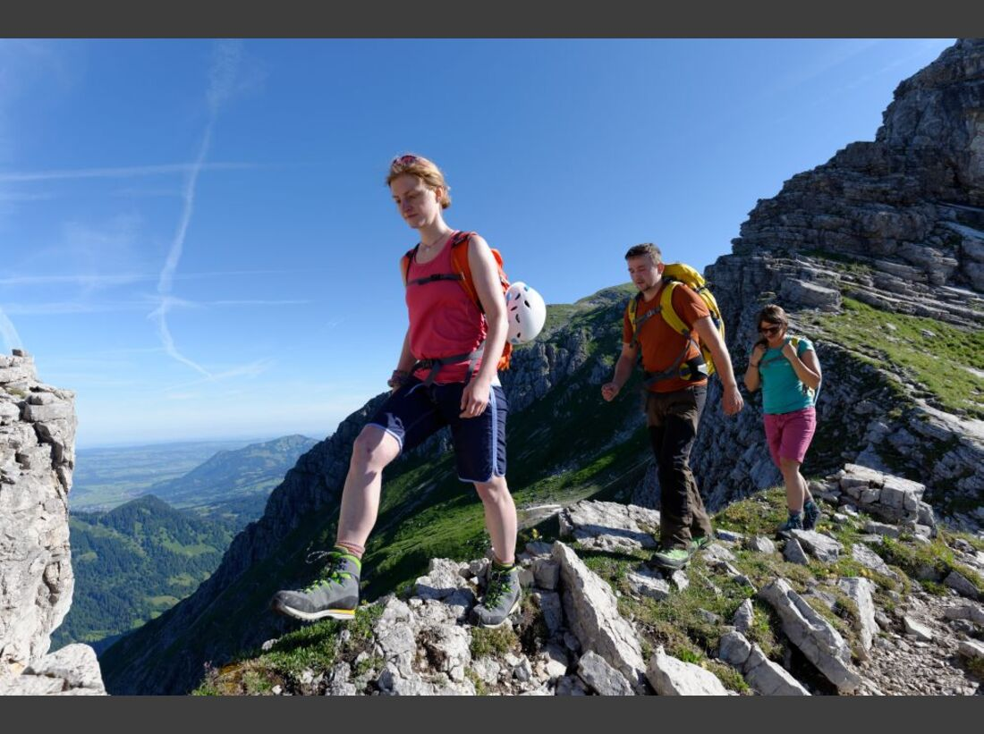 Praxistest in den Alpen: Bergschuhe  10