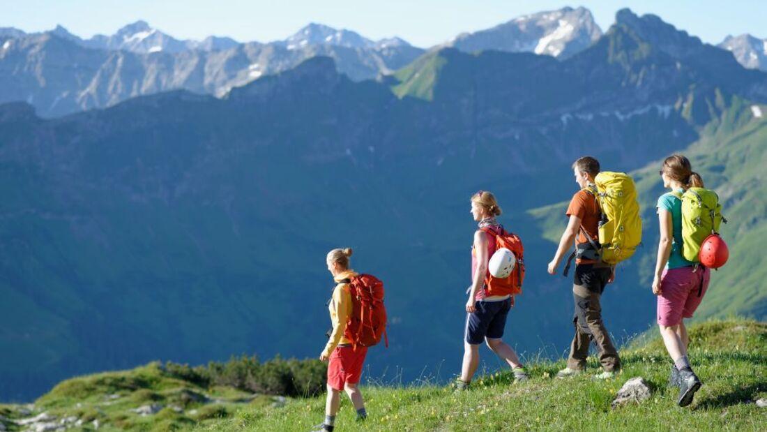 Praxistest in den Alpen: Bergschuhe  11