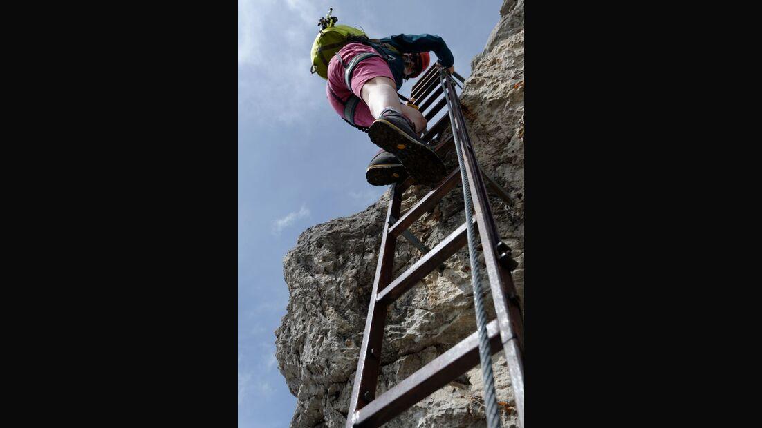 Praxistest in den Alpen: Bergschuhe  17