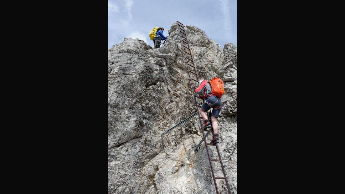 Praxistest in den Alpen: Bergschuhe  18