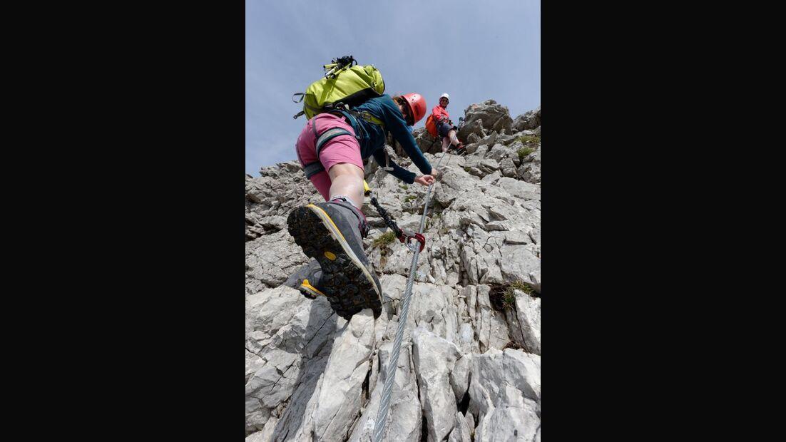 Praxistest in den Alpen: Bergschuhe  20