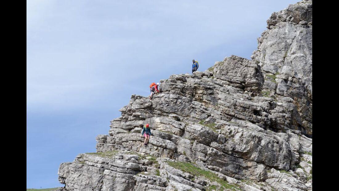 Praxistest in den Alpen: Bergschuhe  21