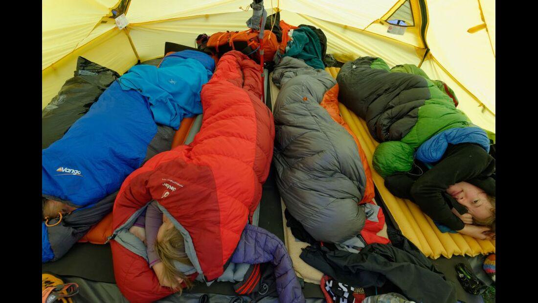 Praxistest in den Alpen: Bergschuhe  24