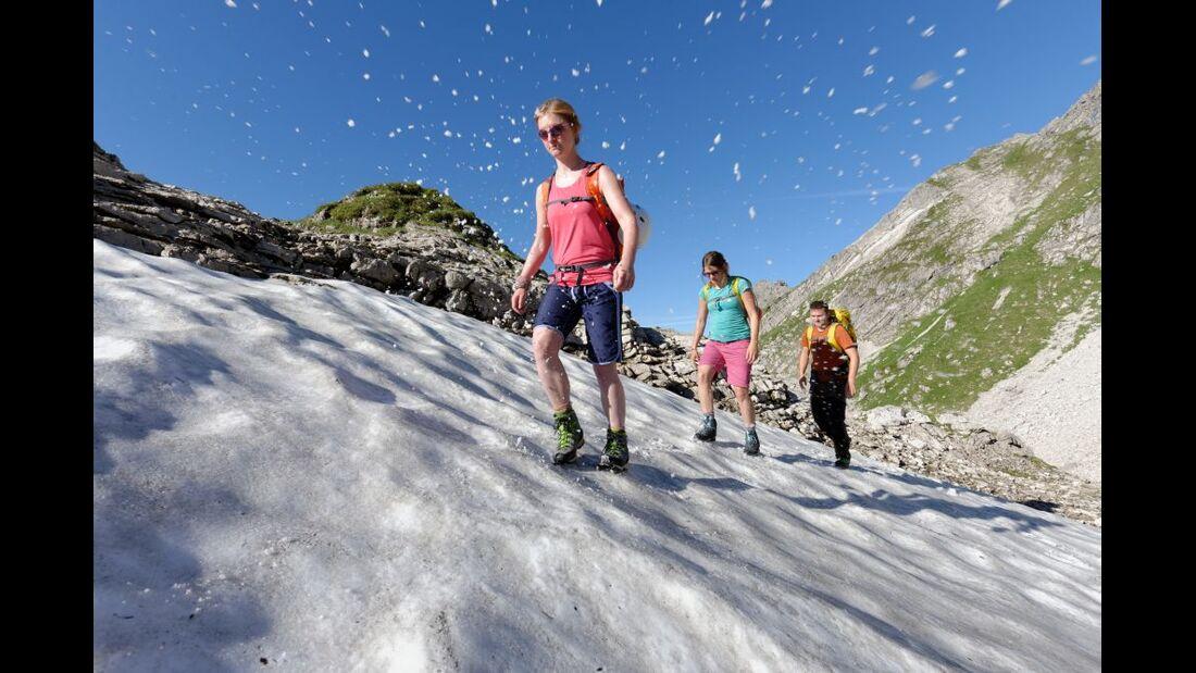 Praxistest in den Alpen: Bergschuhe  26