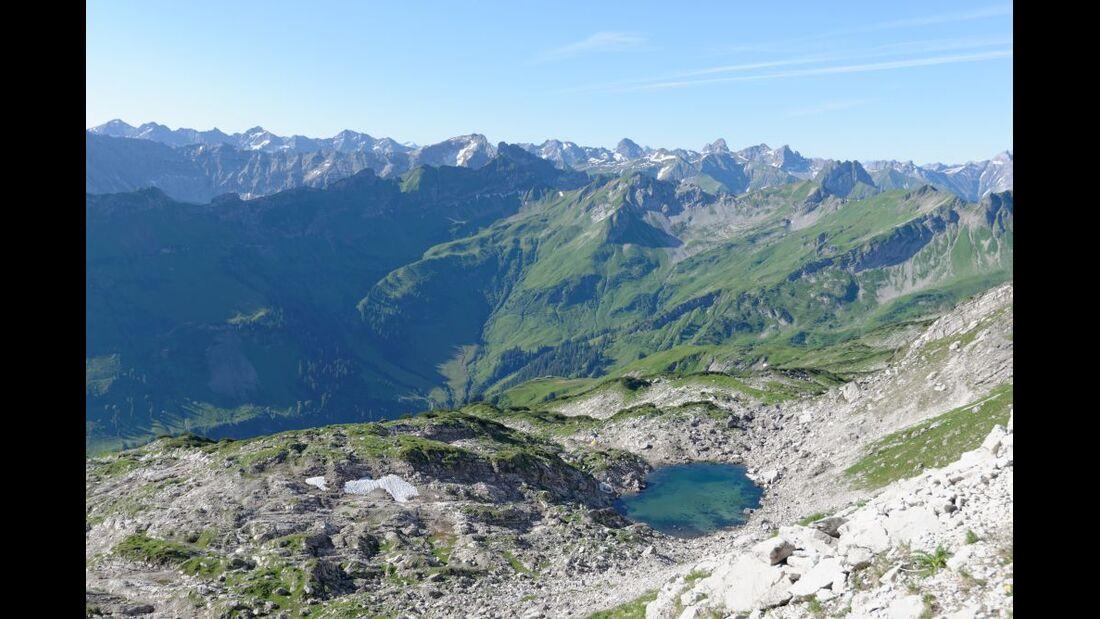 Praxistest in den Alpen: Bergschuhe  30