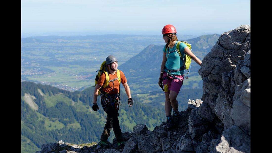 Praxistest in den Alpen: Bergschuhe  32