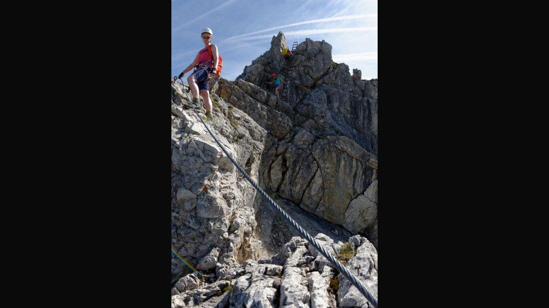 Praxistest in den Alpen: Bergschuhe  33
