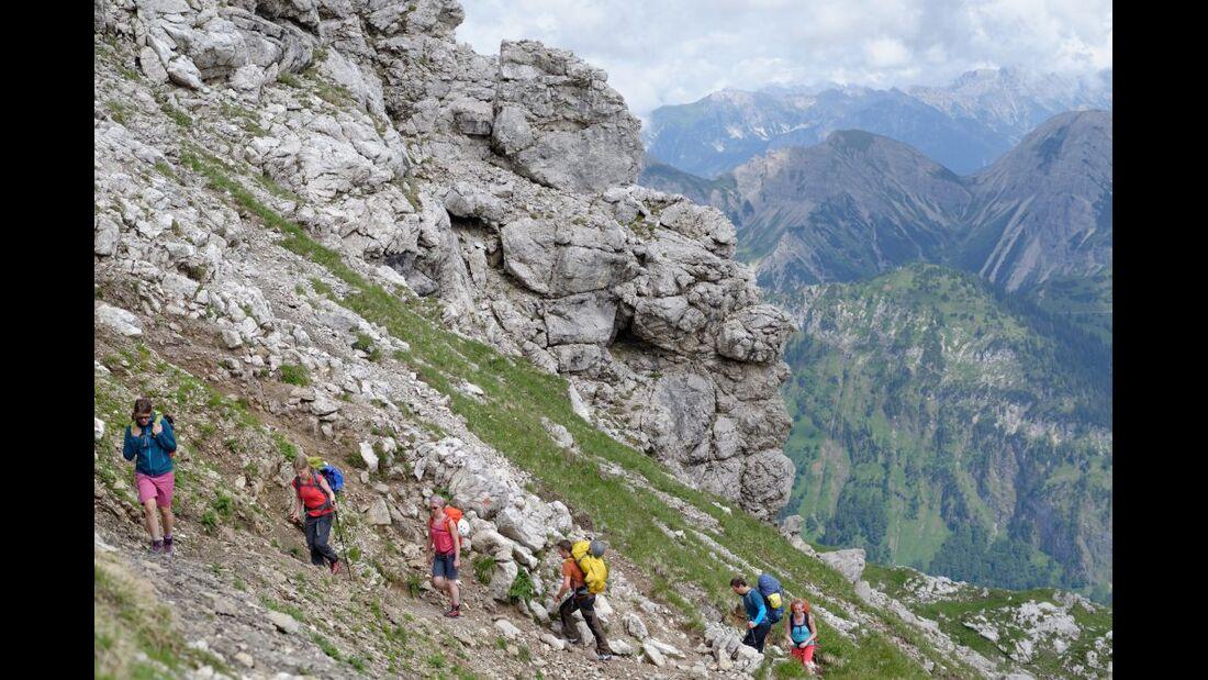 Praxistest in den Alpen: Bergschuhe  9