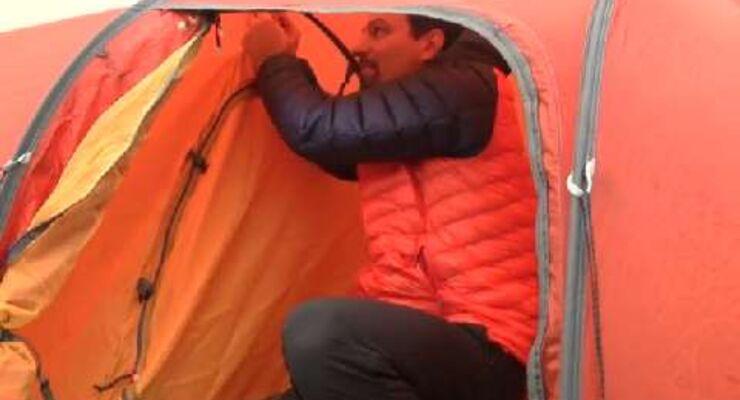 Praxistipps: So bleibt Ihr Zelt fit und in Topform Pflege