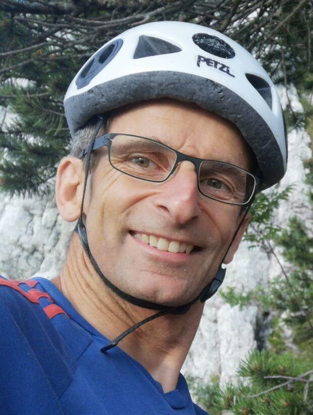 Prof. Dr. med. Andreas Schweizer, Kletter-Arzt