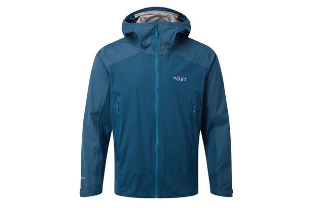 RAB KINETIC ALPINE JACKET im Test