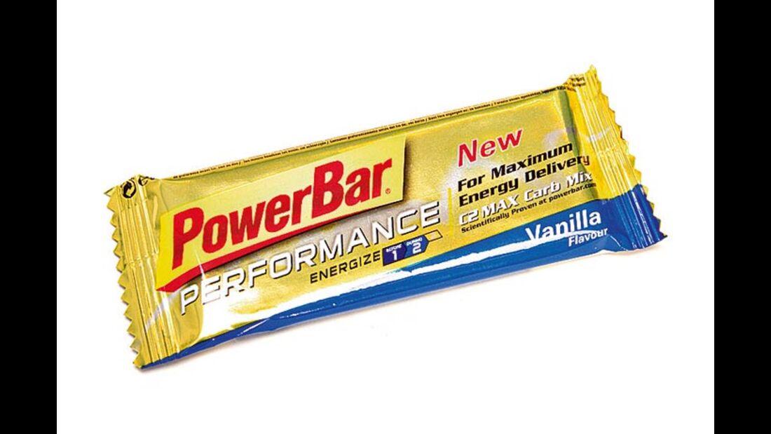 RB 0908 Energieriegel Powerbar Performance