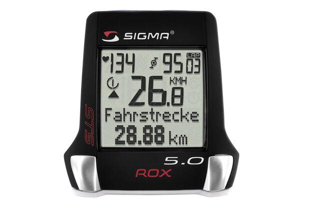 RB Sigma 2013 neuer Rox 5.0
