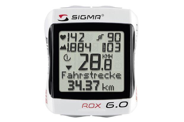 RB Sigma 2013 neuer Rox 6.0
