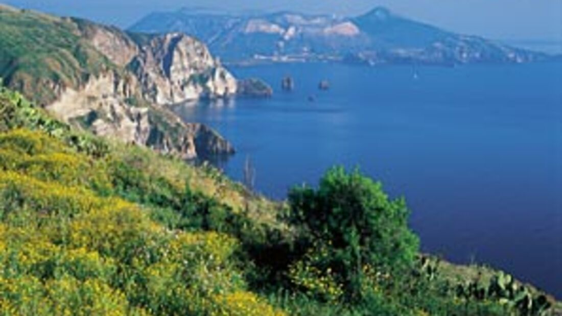 Radtour auf den Liparischen Inseln1