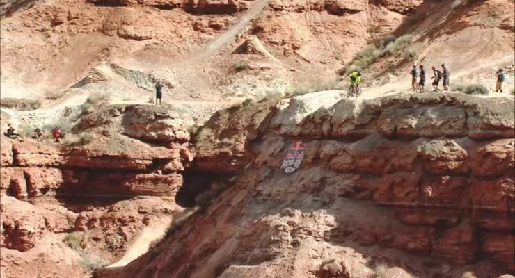 Red Bull Rampage 2016: Die Highlights