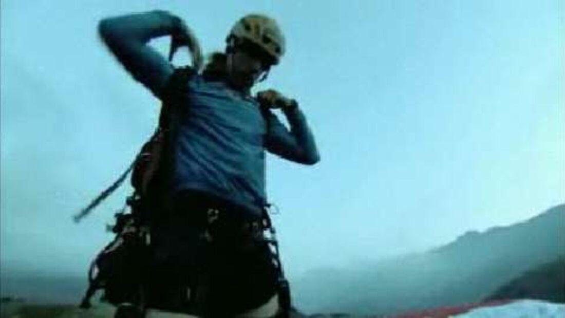 RedBull X-Alps Teaser 2011