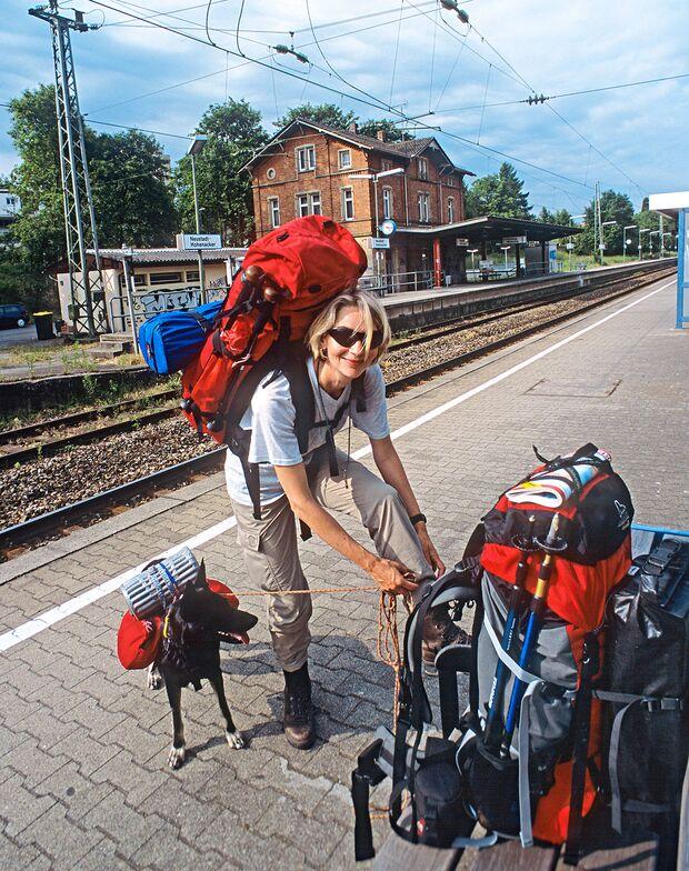 Reisegepäck & Fotoausrüstung