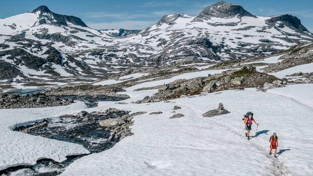 Reisereportage Heft 05/2021 - Reinheimen Norwegen