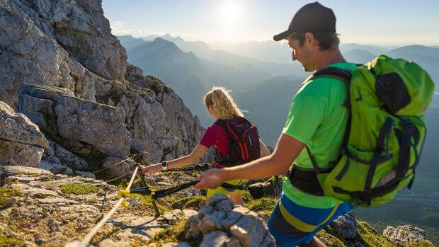 Reisereportage Karwendel 07/2021