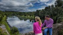 River Barrow in Südirland