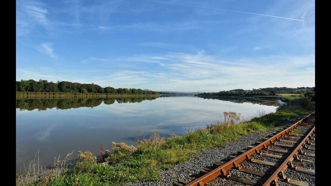 River Suir, Irlands Süden, East Munster Way