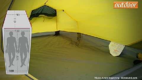 Robens Osprey 2 Zelt im Test