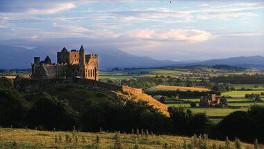 Rock of Cashel/ Tipperary Heritage Way, Irlands Süden