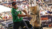 STIHL TIMBERSPORTS - Wettkampfserie der Sportholzfäller