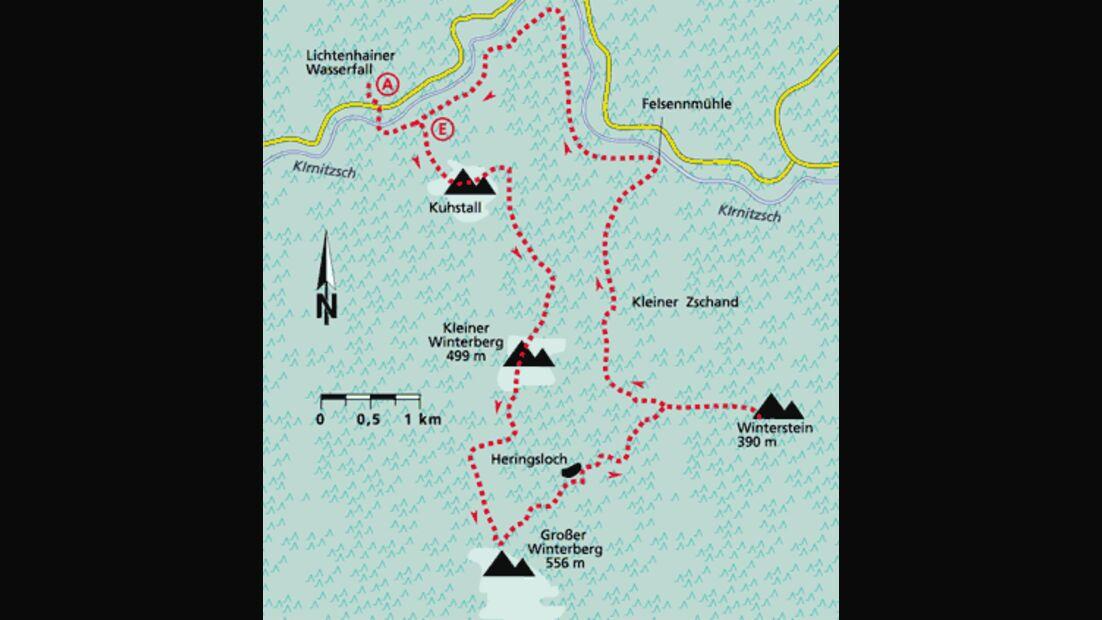 Sachsen Tour 3