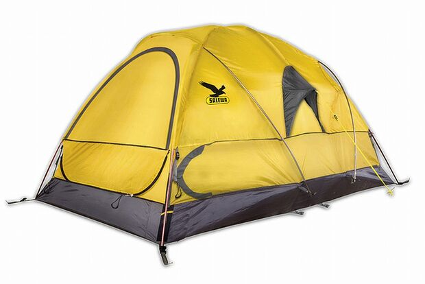 Salewa Capsule Zoom II Outdoor 2012 Messe-Neuheit