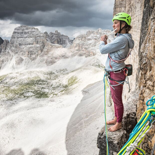 Salewa Klettern Dolomiten