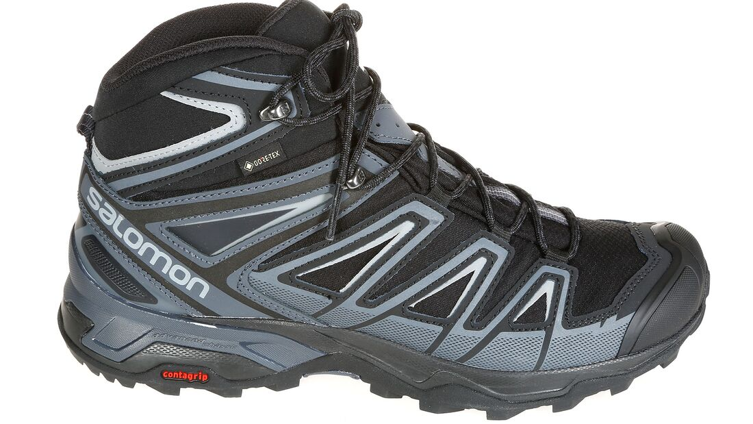 Test: Salomon X Ultra 3 Mid GTX Wanderstiefel outdoor