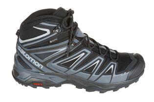 Salomon X Ultra 3 Herren Trekking Schuhe GORE TEX Grün