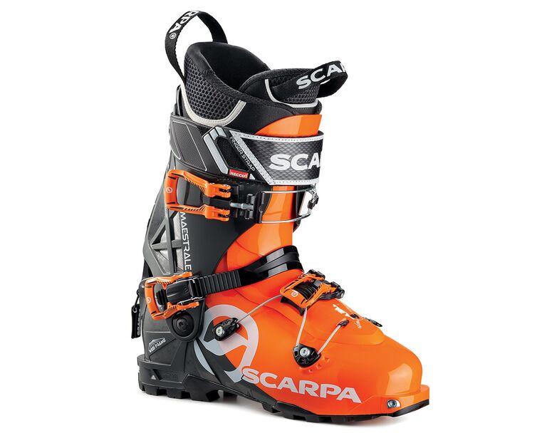 Die besten neuen Skischuhe und Bindungen für Skitouren
