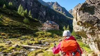 Schladminger Tauern - Bergwandern
