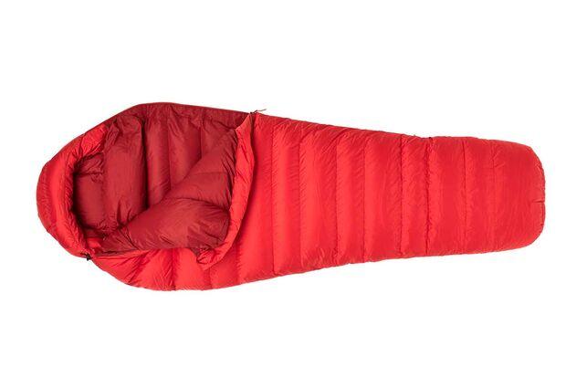 Schlafsack-Test
