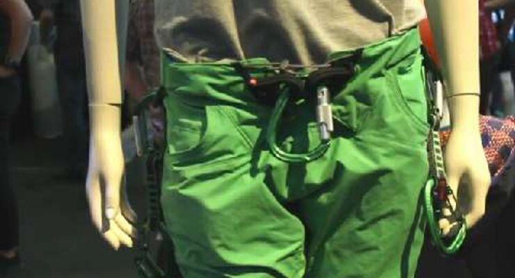 Schlafsäcke, Kletterrucksäcke & mehr: Mammut-Produkte für 2014