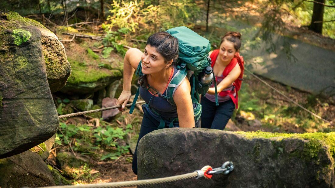 Schwarzwald wandern: Albtal-Abenteuer-Track