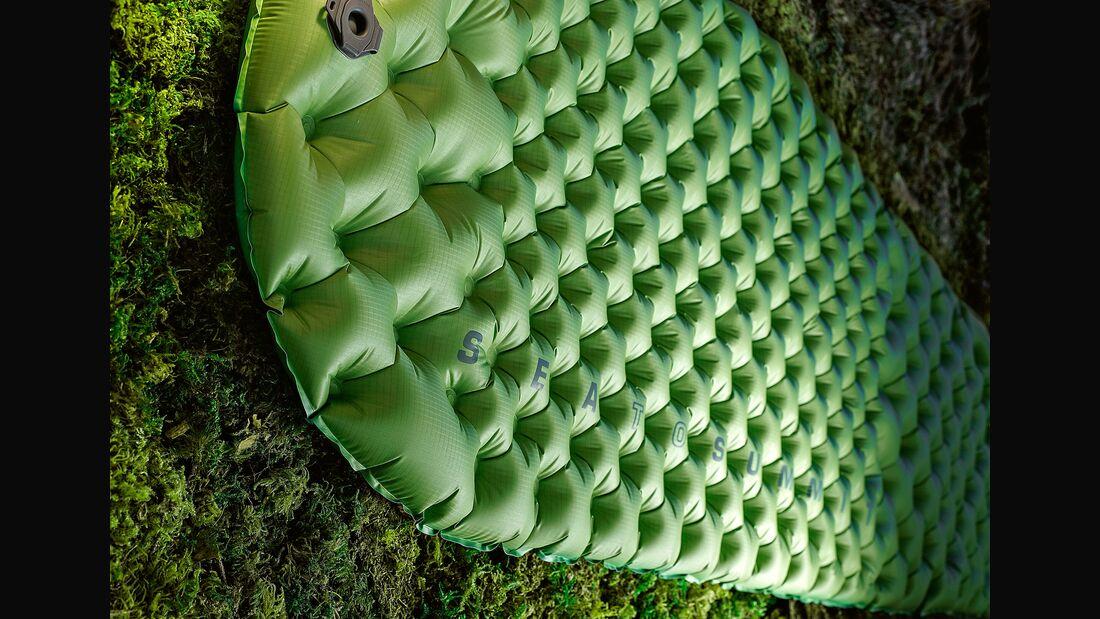 Sea to Summit Isomatte - grün
