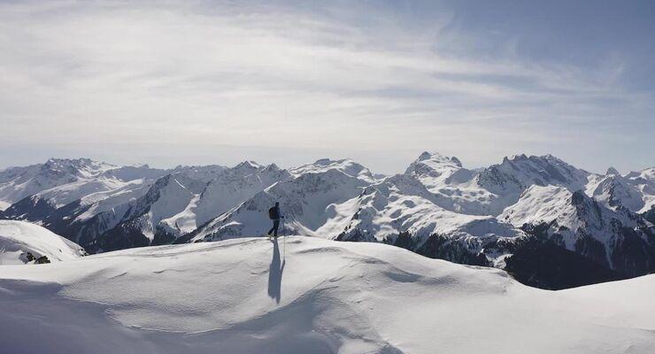Skitouren-Equipment von Schöffel