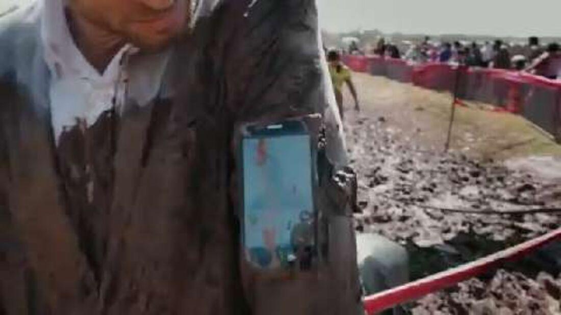 Smartphone Sony Xperia Z im Extremtest