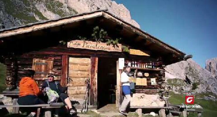 Sommerurlaub im Val Gardena, Südtirol - Dolomiten