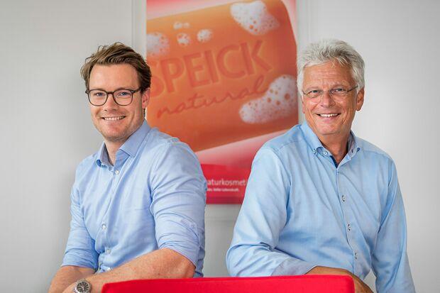 Speick Naturkosmetik - Valentin und Wikhart Teuffel