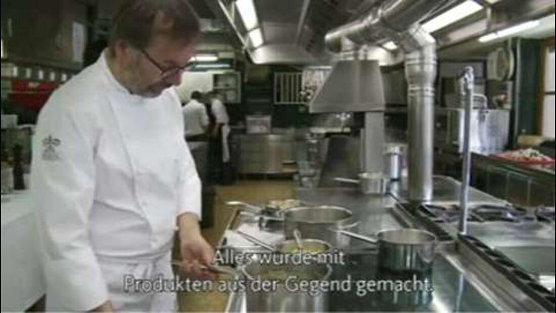 Südtirol: Welterbe Dolomiten - Gourmetküche