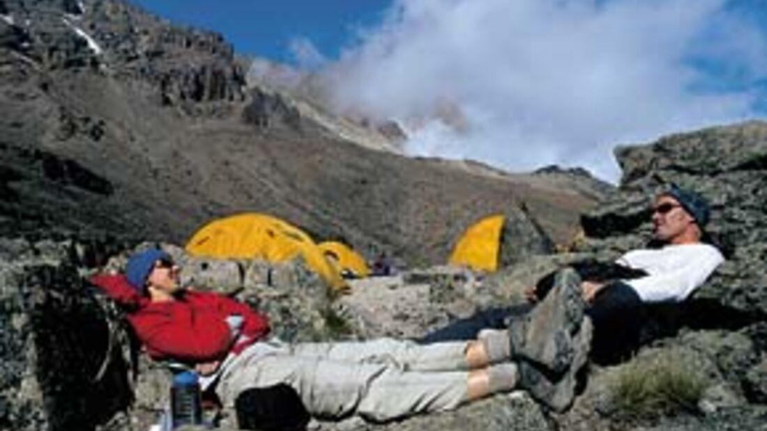 Tansania: Kilimanjaro