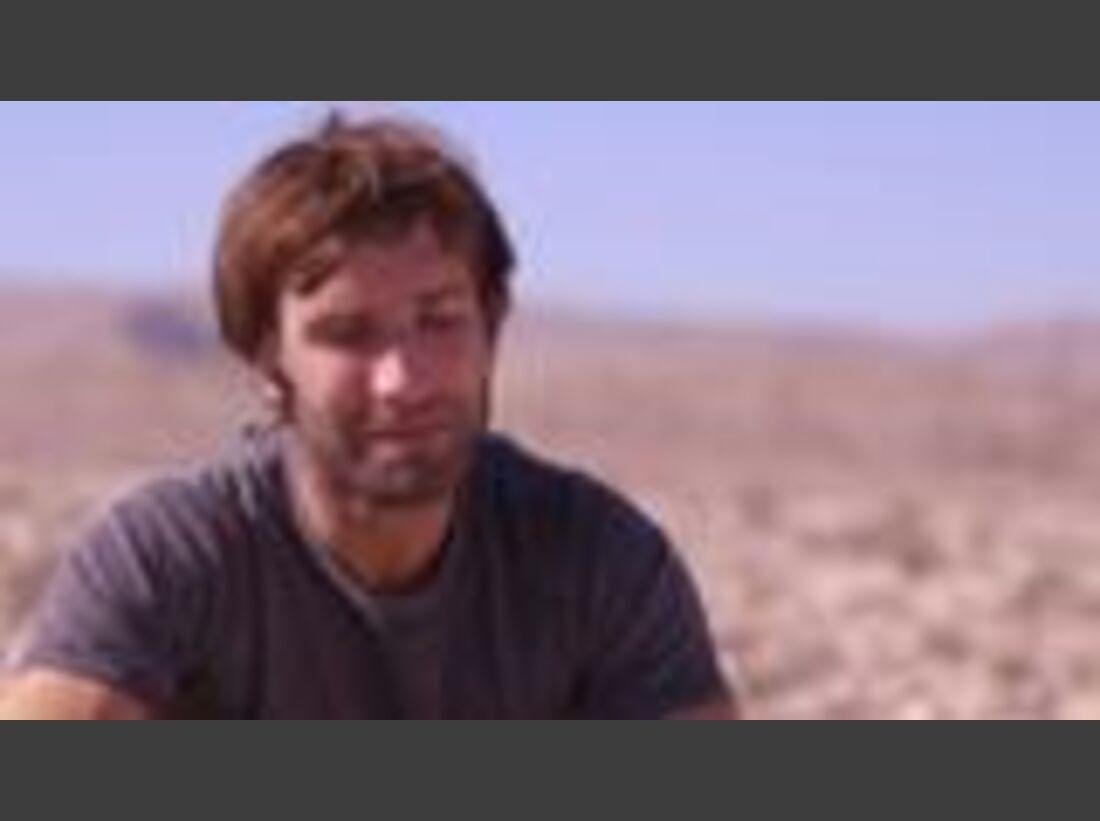 "Teil 1: Stefan Glowacz + Chris Sharma klettern in Oman ""Into the Light"" (deutsch)"